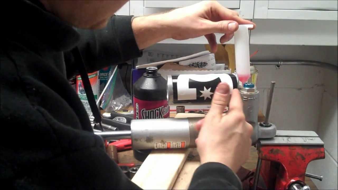How-To: KYB Shock Rebuild YZ CR YZF WRF KX