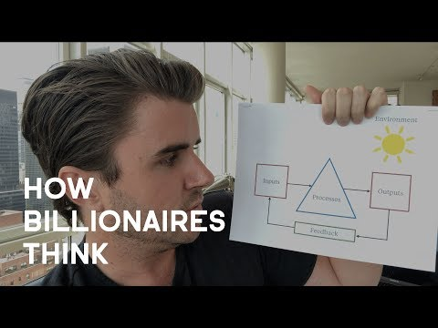 Systems Thinking: How Billionaires Think