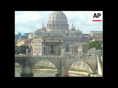 Italy - Pope John Paul II's Recording Of Rosary