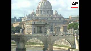 Italy - Pope John Paul II