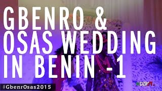 The Wedding Guest GbenrOsas2015 Gbenro Ajibade and Osas Ighodaro39s Wedding 1