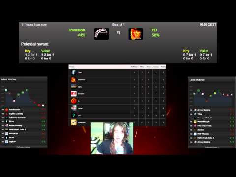 SEA betting with Lily ~ 25 Aug, 2014, Dota 2 Lounge bets