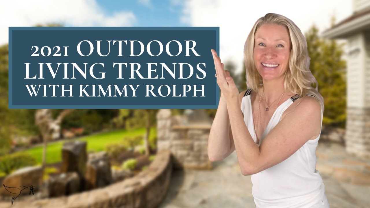 🏡 🏘Outdoor Living Trends 2021 on Main Line PA with Top Realtor Kimmy Rolph