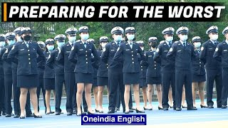 Taiwanese Students Brace for Possible Chinese Invasion | China Issues Grave Warning | OneIndia News