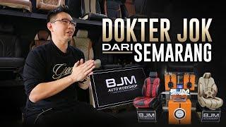 Visiting Seatmaker : BJM Jok Mobil Semarang