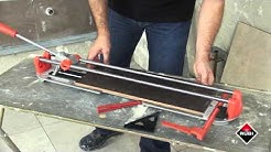 Rubi Manual STAR MAX Tile Cutter