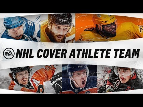 HOW GOOD IS A TEAM OF NHL COVER ATHLETES?