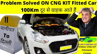 Cng Kit Repaired In Baleno, Cu…