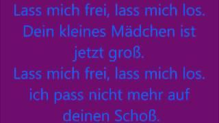 Lafee - Lass mich frei Lyrics