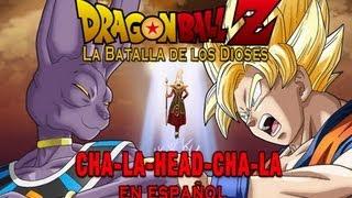 Dragon Ball Z La Batalla De Los Dioses-Opening en Español Latino 2013