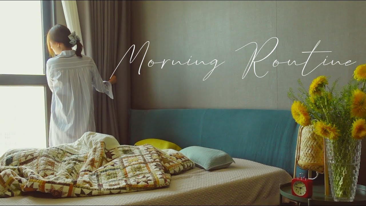 SUB) 슬기로운 살림 루틴 만들기 | 아침 청소 일상, 청소 루틴 Morning Cleaning Routine