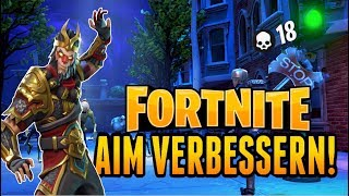 Fortnite Aim Tips & Tricks - Fortnite Aim Improve! | better aim tutorial [English]