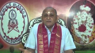 Atma Bodha : Day 3 : Shlokam 3 : Sri Chalapathirao : In Telugu