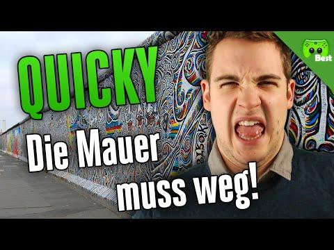 DIE MAUER MUSS WEG! 🎮 Quicky #181 | Best of PietSmiet