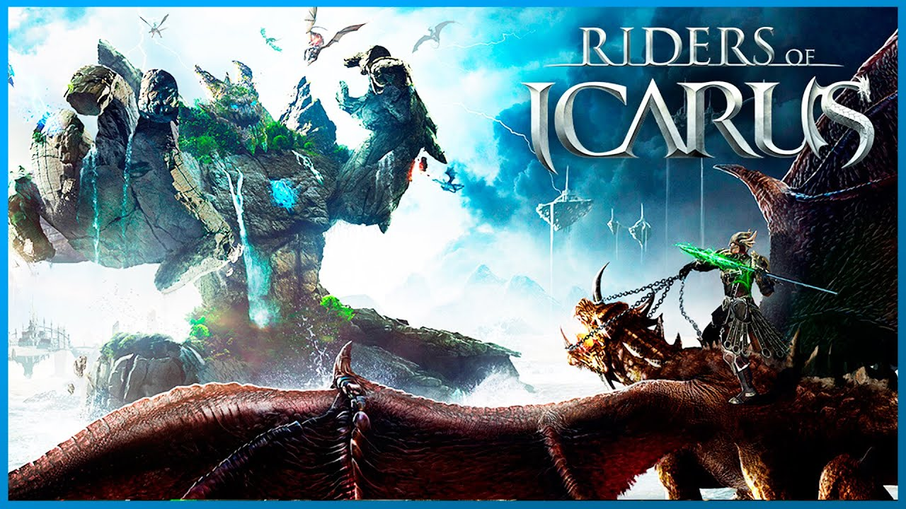 Riders Of Icarus Primeras Impresiones En Español Makina Youtube