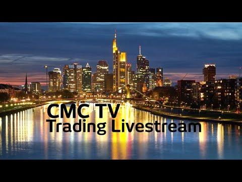 CMC TV: Banken vor dem Stresstest - DAX - wo ist die Dynamik?