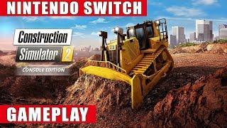 Construction Simulator 2 US - Console Edition Nintendo Switch Gameplay