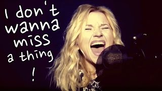 I Don't Want To Miss a Thing - Aerosmith (Alyona cover)