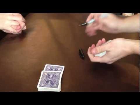 Card Trick Proposal