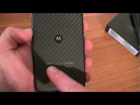 Motorola Droid Razr Maxx HD Unboxing!
