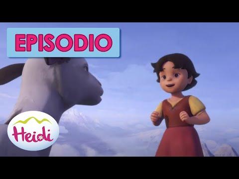 Heidi 🌸🌺 Episodio 12 🌸🌺 Salvemos a Princesa