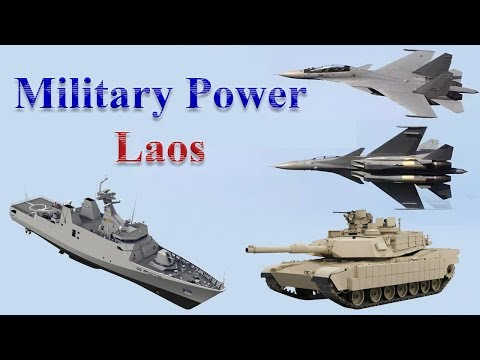 Laos Military Power 2017