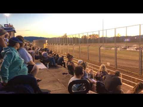 SO. Speedway Dwarf cars A Dash  6-2-18 SODCA