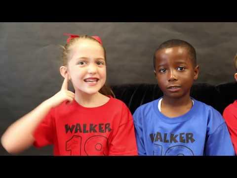 The Walker School's Class of 2030 talks about Kindergarten!