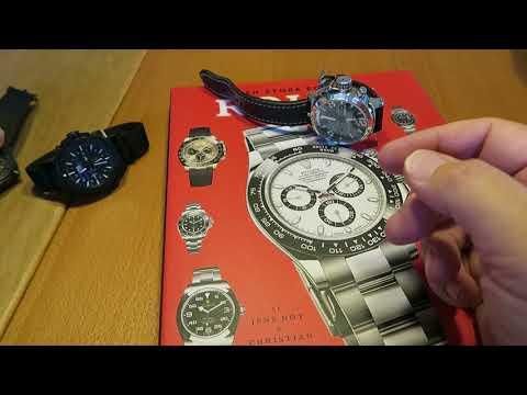 Urnørderri og ny Rolex bog