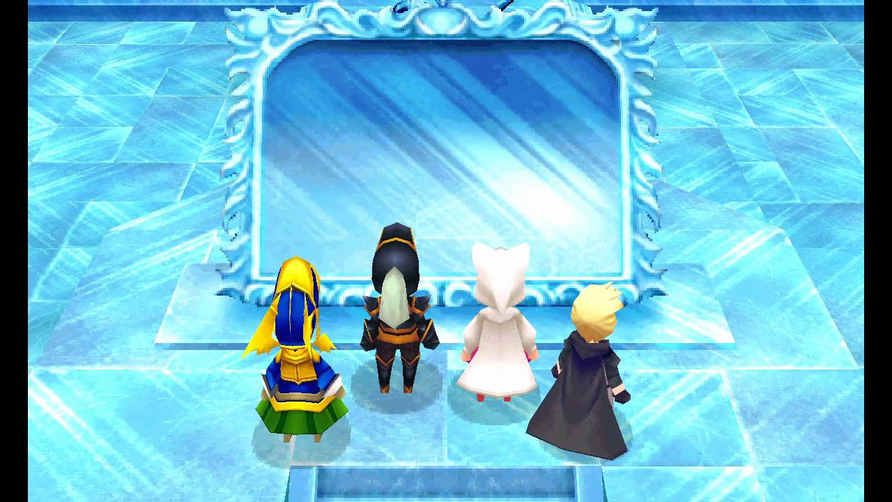 Image result for ffiii crystal tower