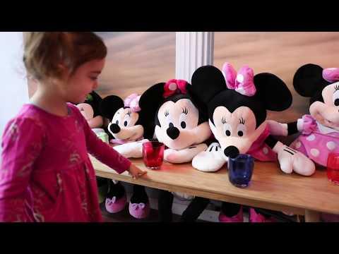 Disney Minnie Mouse ClubHouse -Feeding Hungry Minnie's