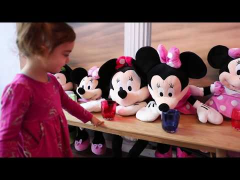 Thumbnail: Disney Minnie Mouse ClubHouse -Feeding Hungry Minnie's