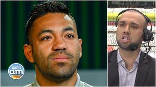 A Marco Fabián le falta amor a la profesión y no vale lo que pide a Chivas: Adal Franco | ESPN AM