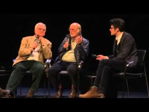 FIAF Q&A with James Ivory & Pierre Lhomme at MAURICE Screening (2016)