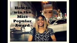 5 Ways to Win the Miss Popular Award - Queen Chioma in Dubai Thumbnail