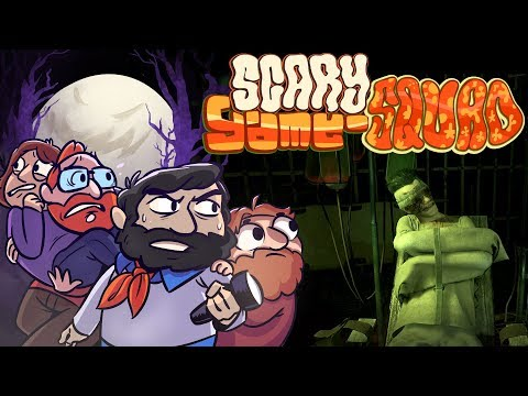 Escaping The Madness | Call of Cthulhu | Scary Game Squad Part 6