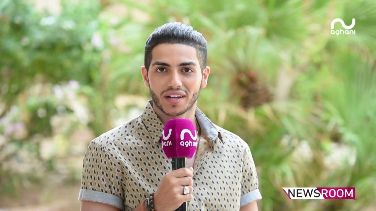 بطل فيلم علاء الدين النجم المصري العالمي مينا مسعود: أحبّ لبنان ويعجبني صوت نانسي عجرم!