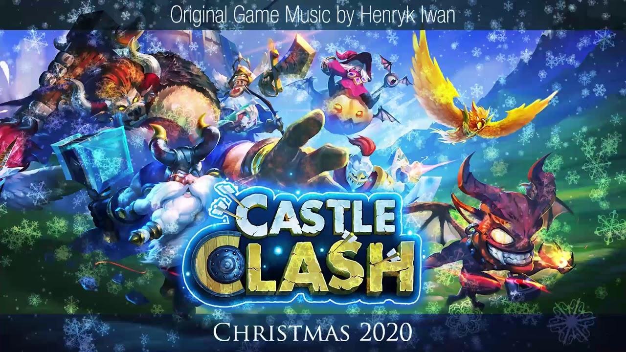 Castle Clash OST - Christmas 2020