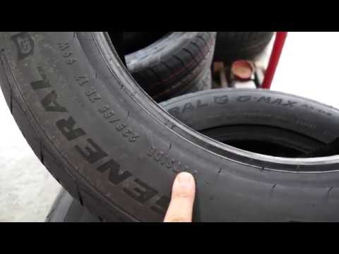 GENERAL TIRE VS CHEAP TIRE (TIRE REVIEW - FACTS)