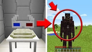 Why You Should Never Equip These Glasses In Minecraft... Scary Minecraft Video