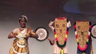 KCS Onam Mela 2015 - Utsav - Kalavanikal Paadi