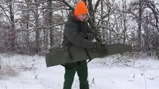 Обзор чехла для ружья LeRoy Protect