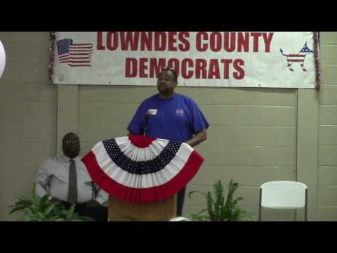 Together we can be the community --Eric Howard for Valdosta City C. Dist. 4