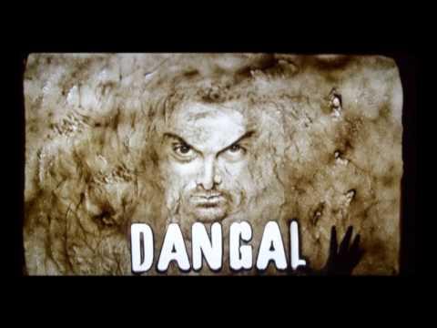 Dangal Story | Sand Art | Sarvam Patel | Aamir khan