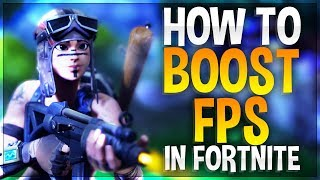 FORTNITE ULTIMATE FPS BOOST SEASON 6 GUIDE FOR LOW END PC'S {STILL WORKING}