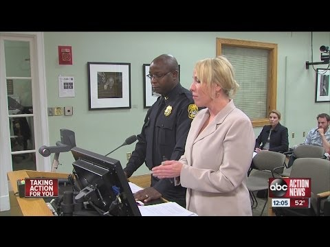 Tampa city council debates noise ordinance