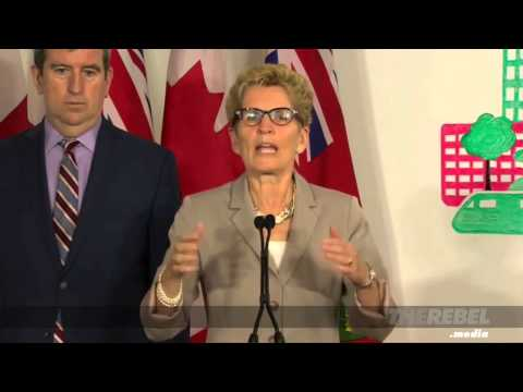 Wynne's carbon tax cap-and-trade scheme just another tax