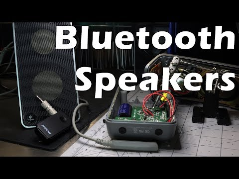 Easily Add Bluetooth To USB Speakers
