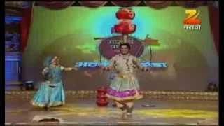 Zeetv Marathi Paul Padte Pudhe Atkepar Zenda - Rajasthani Bhavai