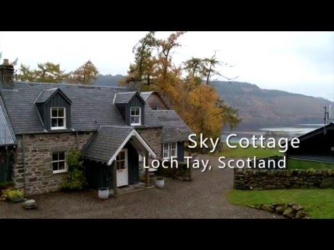 Sky Cottage, Loch Tay Scotland